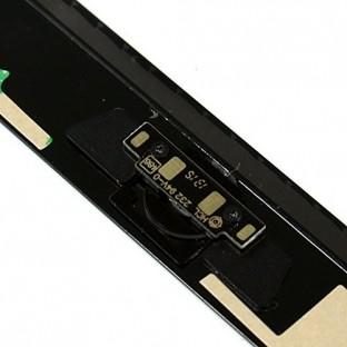 iPad 2 Touchscreen Glas Digitizer Schwarz Vormontiert (A1395, A1396, A1397)