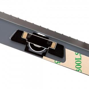 iPad 2 Touchscreen Glas Digitizer Weiss Vormontiert (A1395, A1396, A1397)