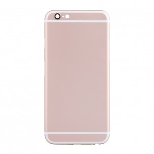 iPhone 6S Backcover Roségold preassemblato (A1633, A1688, A1691, A1700)