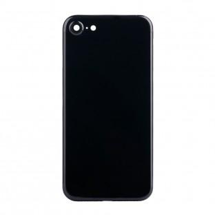 iPhone 7 Backcover Rückschale Schwarz