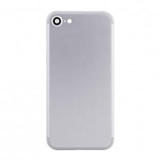 iPhone 7 Backcover Rückschale Silber