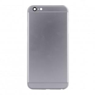 coque de protection arrière pour iPhone 6S Plus Gris Espace (A1634, A1687, A1690, A1699)