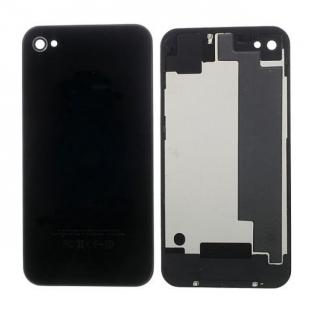 coque arrière pour iPhone 4 Noir (A1332, A1349)