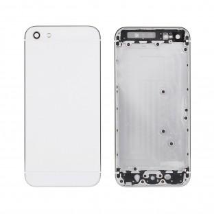 iPhone 5S Backcover Rückschale Weiss