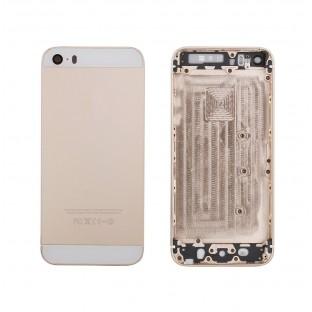 iPhone 5S Backcover Rückschale Gold