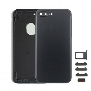 iPhone 7 Plus Backcover Rückschale Schwarz