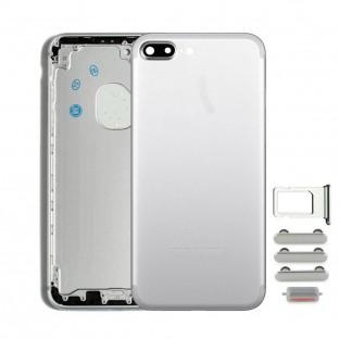 iPhone 7 Plus Backcover Rückschale Silber