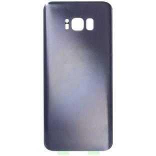 Samsung Galaxy S8 Plus Backcover Rückschale mit Kleber Grau