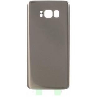 Samsung Galaxy S8 Plus Backcover Rückschale mit Kleber Gold