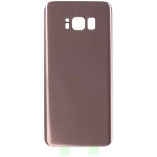 Samsung Galaxy S8 Plus Backcover Rückschale mit Kleber Roségold