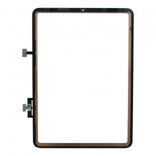 digitateur en verre pour écran tactile de l'iPad Air (2020) Noir