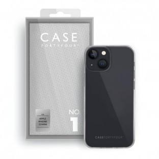 Case 44 Silikon Backcover für iPhone 13 Mini Transparent (CFFCA0630)