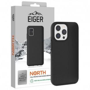 Eiger Apple iPhone 13 Pro Max Outdoor-Cover North Case Schwarz (EGCA00329)