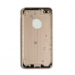 coque arrière pour iPhone 7 Plus Gold (A1661, A1784, A1785, A1786)