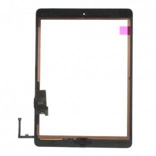 iPad Air Touchscreen Glas Digitizer Schwarz Vormontiert (A1474, A1475, A1476)