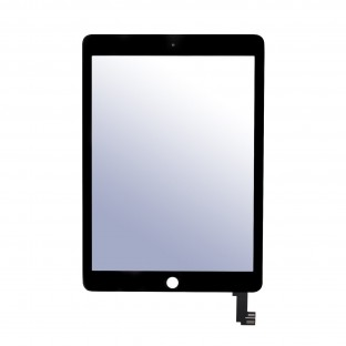 iPad Air 2 Touchscreen Glas Digitizer OEM Schwarz