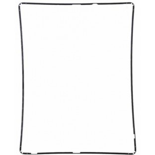 iPad 2/3/4 LCD Digitizer Rahmen Schwarz