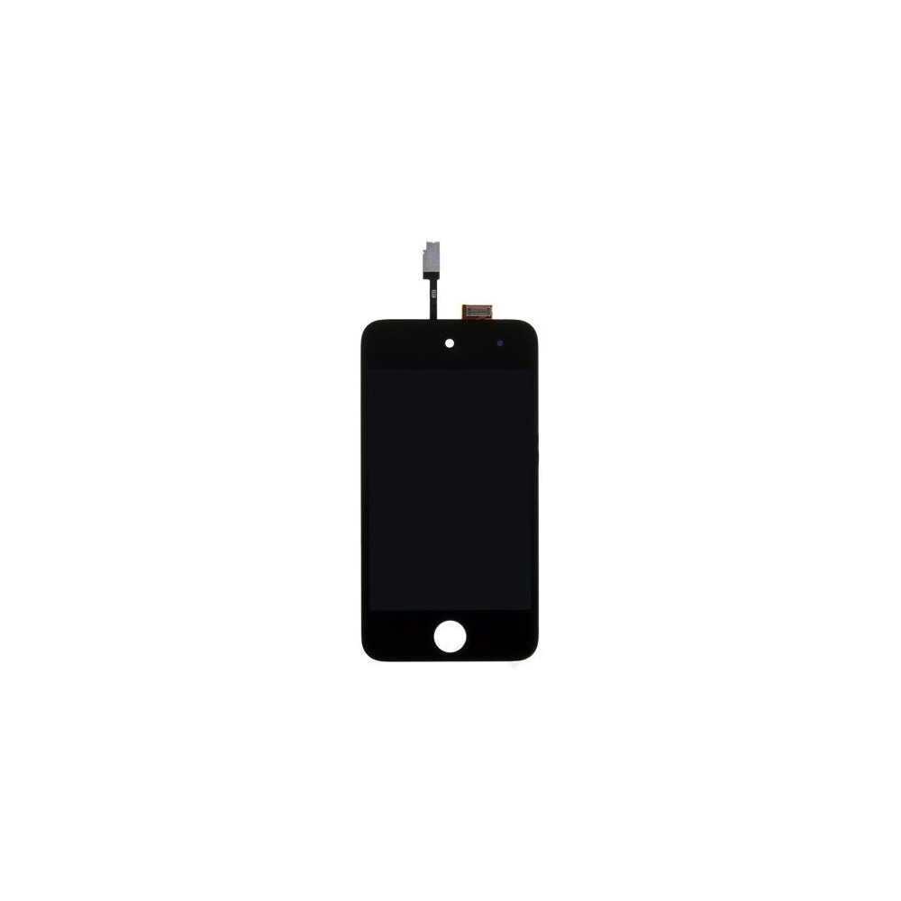 iPod Touch 4G LCD Digitizer Schwarz