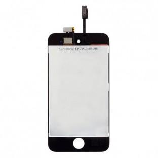 iPod Touch 4G LCD Digitizer Schwarz