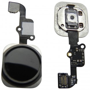 iPhone 6 Plus / 6 Home Button Schwarz (A1522, A1524, A1593, A1549, A1586, A1589)