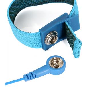 Dehnbares Erdungskabel mit Handschlaufe für Smartphone / Tablet Reparatur