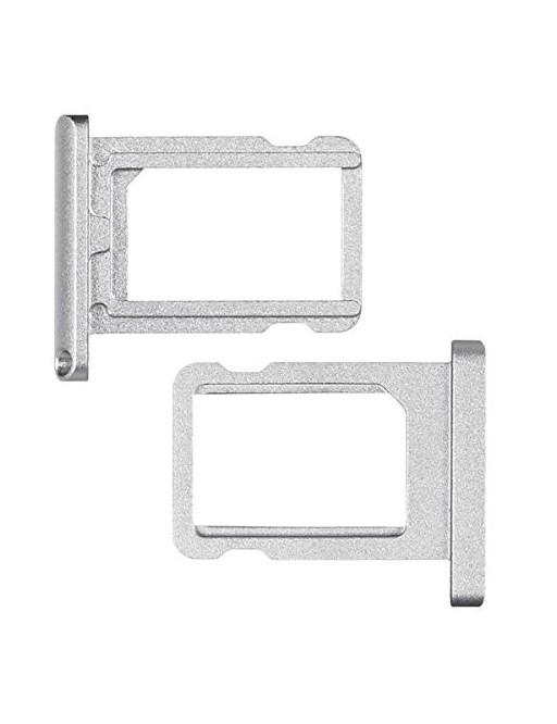 iPhone 6 Plus Sim Tray Card Slider Adapter Blanc (A1522, A1524, A1593)