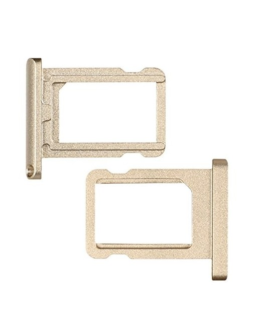 iPhone 6 Plus Sim Tray Card Sled Adapter Gold (A1522, A1524, A1593)