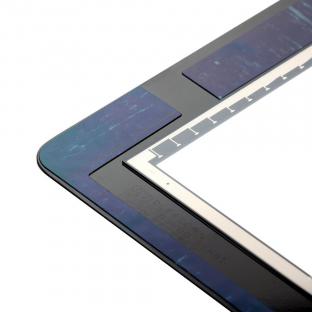 iPad 4 Touchscreen Glas Digitizer Weiss Vormontiert (A1458, A1459, A1460)