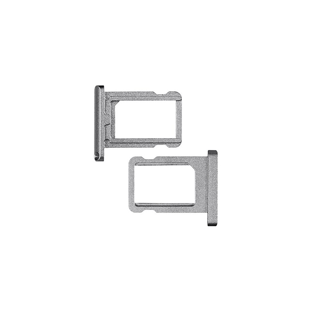 iPhone 6S Sim Tray Karten Schlitten Adapter Space Grey
