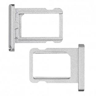 iPhone 6S Plus Sim Tray Card Slider Adapter Blanc (A1634, A1687, A1690, A1699)