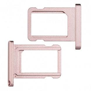 iPhone 6S Plus Sim Tray Karten Schlitten Adapter Roségold