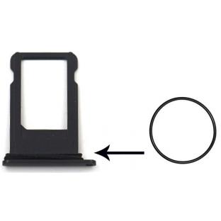 joint en caoutchouc pour adaptateur de carte Sim Tray pour iPhone 7 / 7 Plus