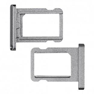 iPhone 5S Sim Tray Karten Schlitten Adapter Space Grey
