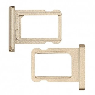 iPhone 5S Sim Tray Karten Schlitten Adapter Gold