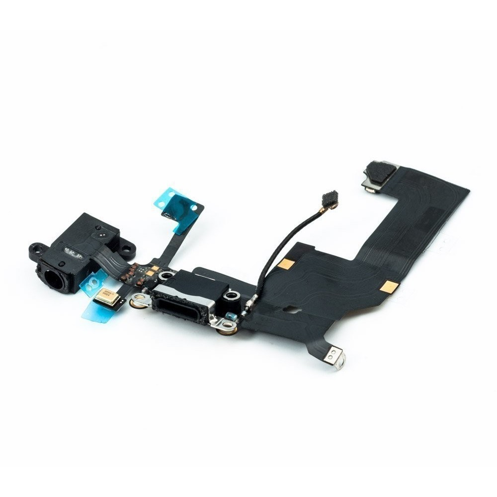 iPhone 5C Lightning Connector Schwarz