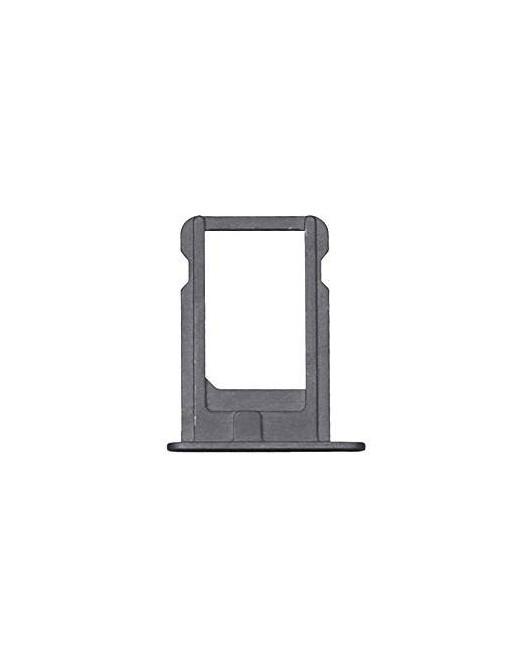 iPhone 5 Sim Tray Karten Schlitten Adapter Schwarz