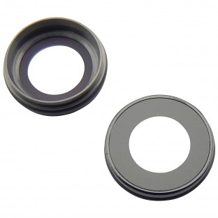 objectif d'appareil photo iPhone 7 pour étui Backcover (A1660, A1778, A1779, A1780)