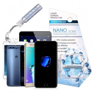 Flüssiger Displayschutz - liquid Panzerglas für alle Displays