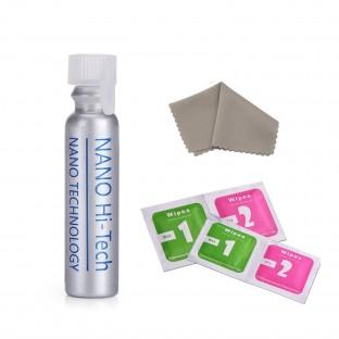 Liquid screen protection - liquid bulletproof glass for all displays