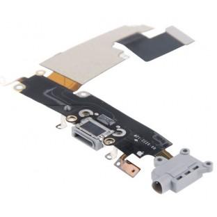 iPhone 6 Plus Ladebuchse / Lightning Connector Grau