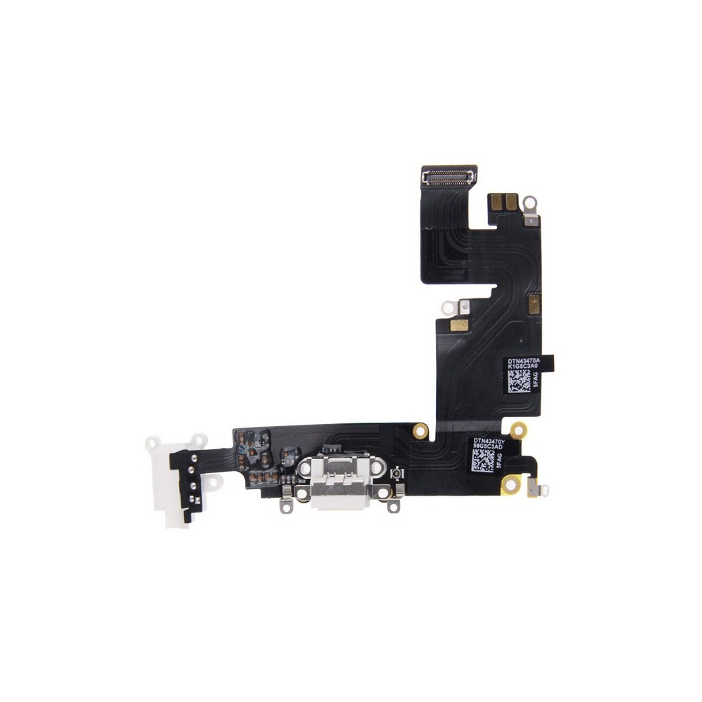 iPhone 6 Plus Ladebuchse / Lightning Connector Weiss