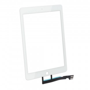 iPad Pro 9.7'' Touchscreen Glas Digitizer Weiss (A1673, A1674, A1675)