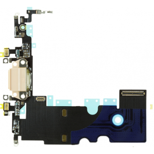 iPhone 8 Ladebuchse / Lightning Connector Gold
