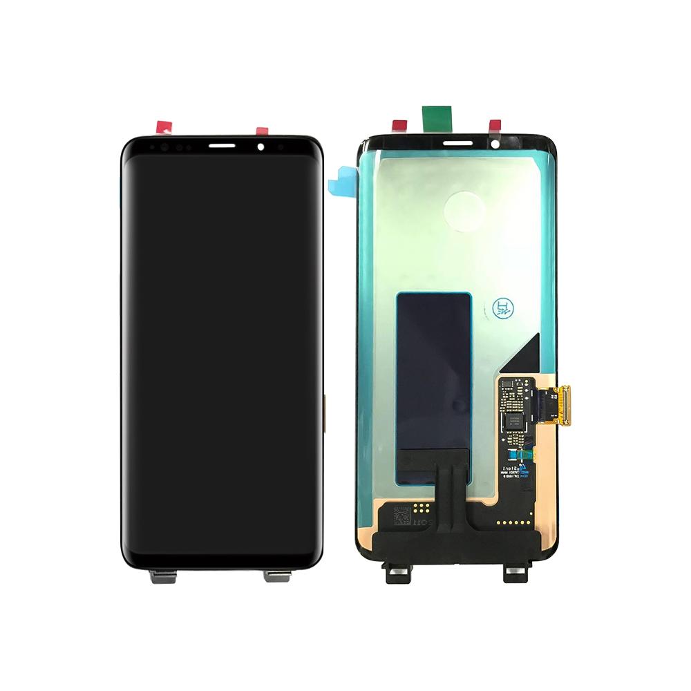 Samsung Galaxy S8 LCD Digitizer Front Ersatzdisplay Schwarz