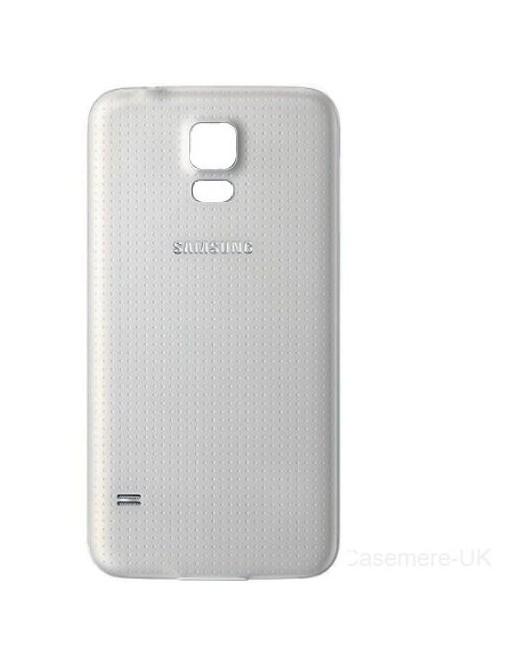 Samsung Galaxy S5 Backcover Rückschale Weiss