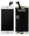 iPhone 6S Plus LCD Digitizer Rahmen Ersatzdisplay OEM Weiss Vormontiert
