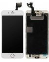 iPhone 6S Plus LCD Ersatzdisplay OEM Weiss Vormontiert