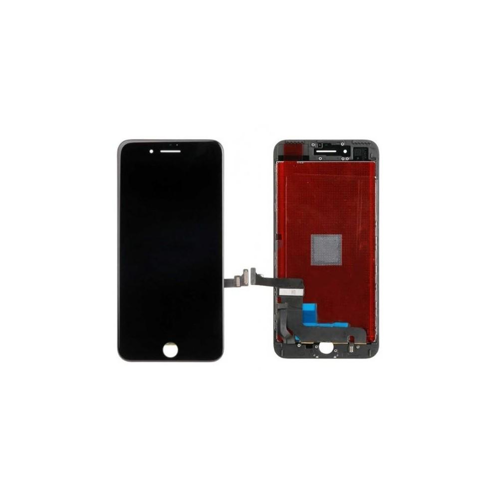 iPhone 7 Plus LCD Digitizer Rahmen Ersatzdisplay OEM Schwarz