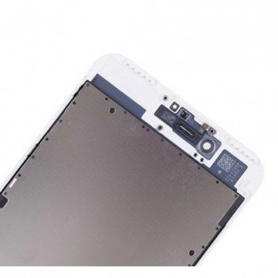 iPhone 7 Plus LCD Digitizer Rahmen Ersatzdisplay Weiss