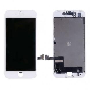iPhone 7 LCD Digitizer Rahmen Ersatzdisplay Weiss (A1660, A1778, A1779, A1780)
